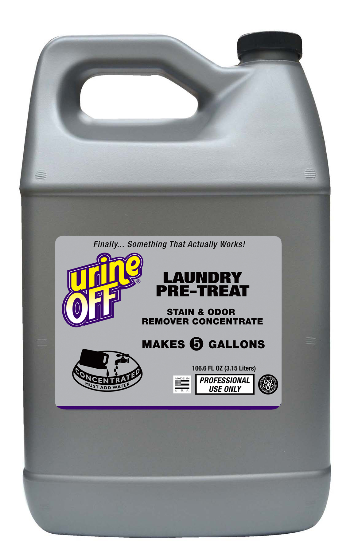 Laundry Pre-Treat Refill Gallon