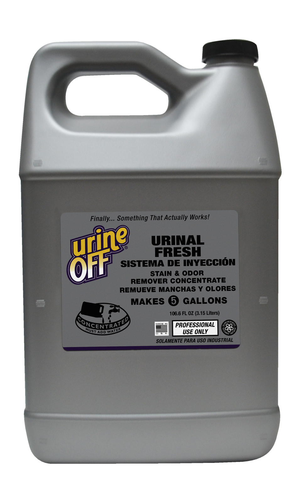 Urinal Fresh Refill- makes 5 gallon