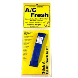 AC Fresh Blue Sock (1 ton) 5K to 15K BTU Small