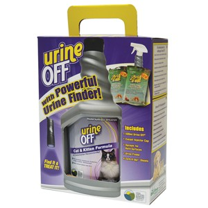 Cat & Kitten Clean Up Kit