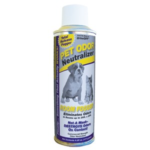Fogging Solution Canister Pet Odor