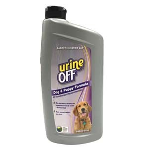 Urine-Off™ Dog & Puppy Formula Bottle Carpet Injector Cap 32oz