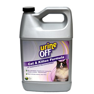 Urine-Off™ Cat & Kitten Formula Gallon