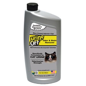 VET Cat & Kitten Formula Bottle Carpet Injector Cap