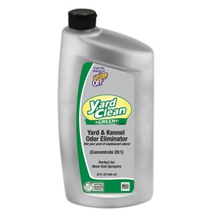 Yard Clean Green™ 32 oz - Concentrate (20:1) Oval