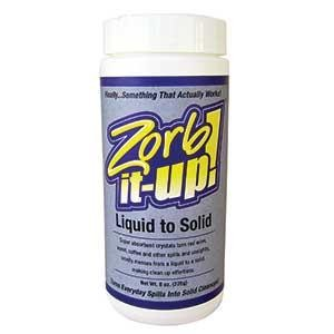 Zorb-It-Up!™ Super Absorbent Powder 8oz