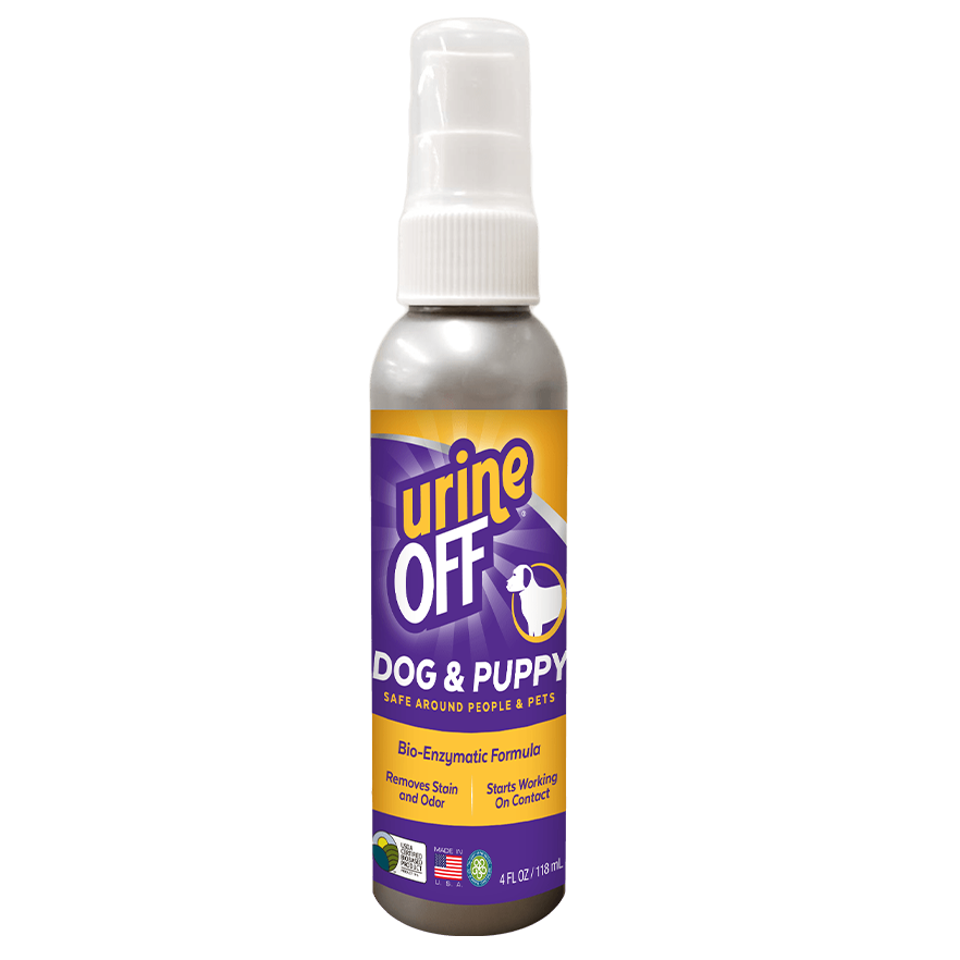 Urine-Off™ Dog & Puppy Formula 4 oz Sprayer