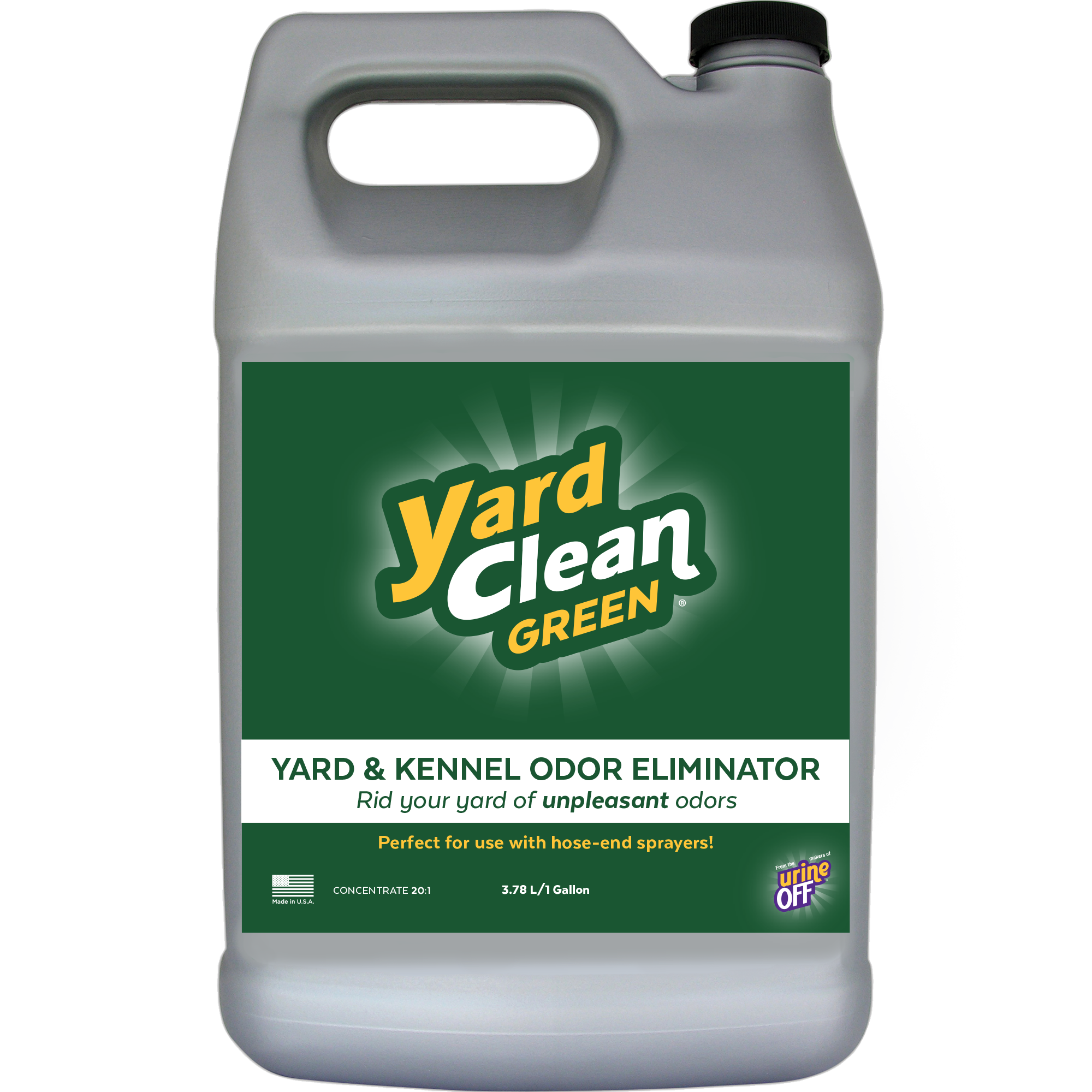 Yard Clean Green™ - Concentrate (20:1) Gallon